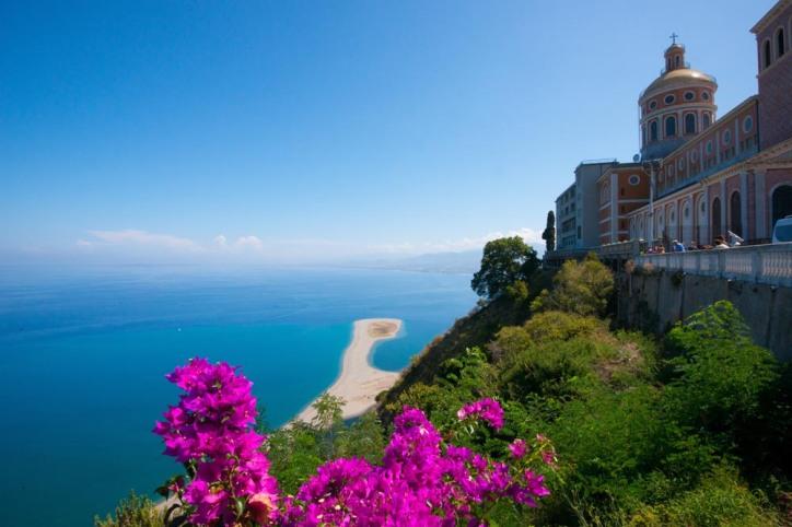 Sicily, Tindari