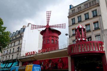 Parigi Moulin Rouge