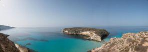 Lampedusa Island, Rabbit Bay, Italy