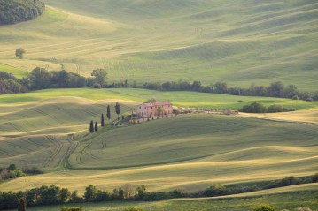 Tuscany, Val D'Orcia