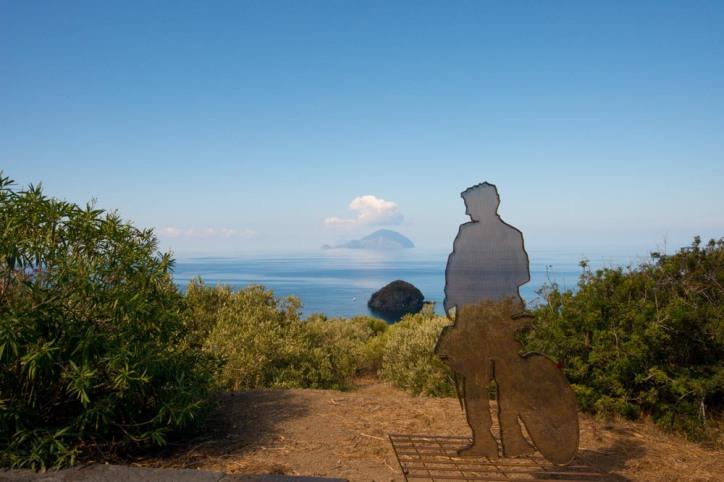 Sicily , Aeolian Island, Il Postino