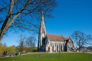 St. Alban's Church, chiesa anglicana