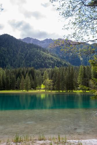 Anterselva Lake