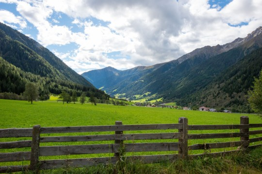 Anterselva Valley