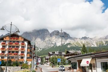 Cortina D'ampezzo Centre