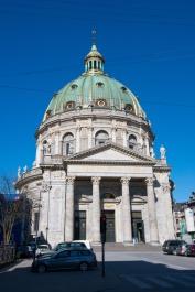 San Pietro in miniatura, Chiesa di Frederiks